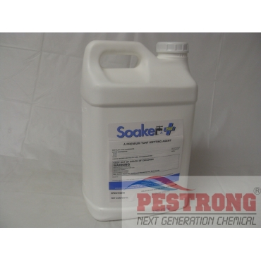 Soaker Plus Premium Turf Wetting Agent - 2.5 Gallon