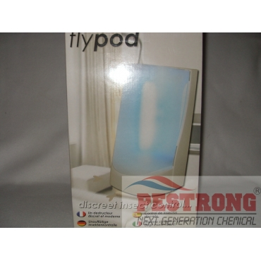 Flypod Discreet Fly Light Trap - each