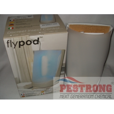 Flypod Discreet Fly Light Trap ZF050