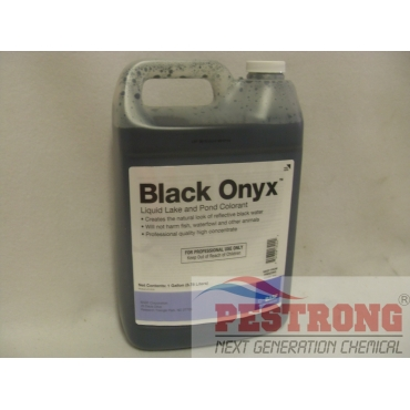Black Onyx Lake and Pond Colorant - Gal