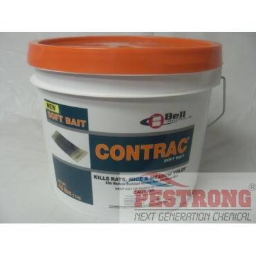 Contrac Soft Bait Rodenticide - 16 Lbs