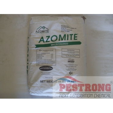 Azomite Micronized Organic Soil Amendments Feed Fertilizer-44Lbs