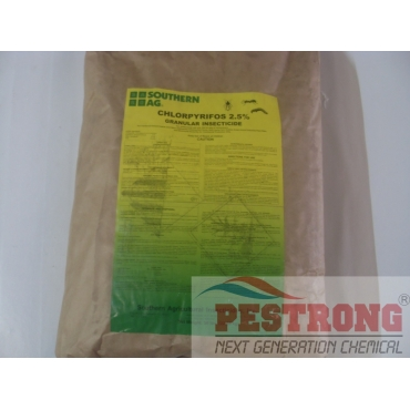SA50 Chlorpyrifos 2.5% Granular Insecticide - 50 Lbs