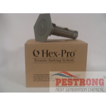 Hex-Pro Termite Baiting System - Box (10 Stations)