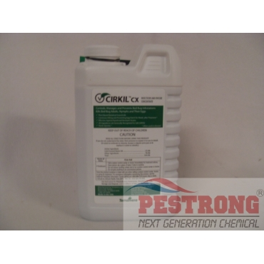 Cirkil CX Concentrate Insecticide Ovicide for bed bugs-32oz