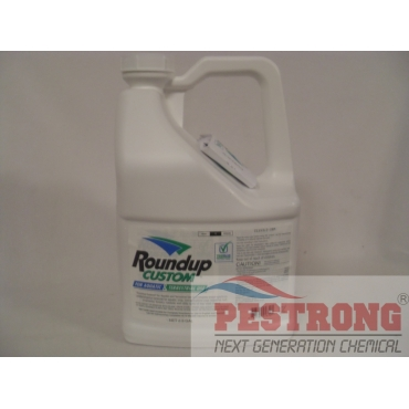Roundup Custom for Aquatic and Terrestrial Use Herbicide - 2.5 Gallons