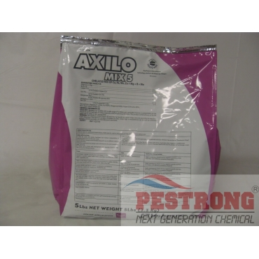 Axilo Mix 5 Soluble Micronutrient Microgranules - 5 Lb