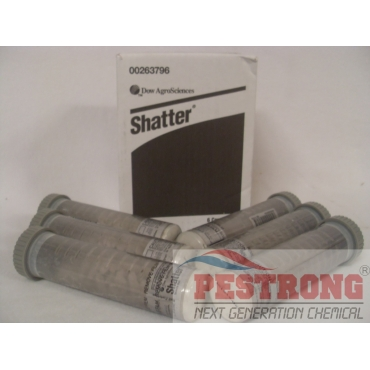 Hex-Pro Shatter Termite Baiting - 6 Poison Stations