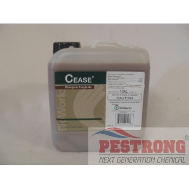 Cease Foliar Biological Fungicide - 1 Gal