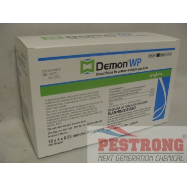Demon WP - Box (12 Packs of 4 X 9.5 Grams)