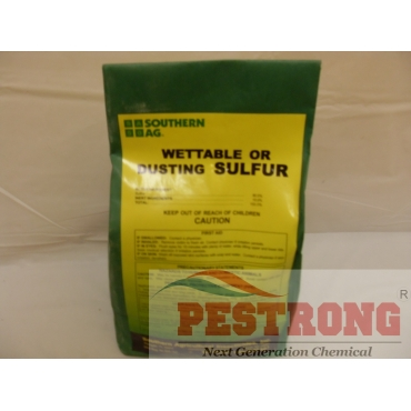 Sulfur Dust Powder Fungicide - 5 Lbs