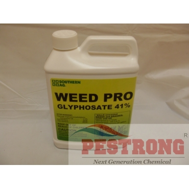 Glyphosate 41% Weed Pro (Roundup) Herbicide Weed Killer - 1qt