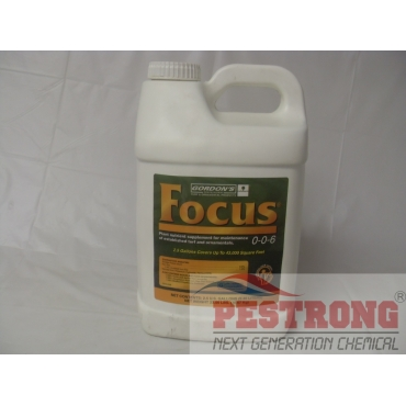 Focus 0-0-6 Plant Nutrient Humic Acid BioStimulant - 2.5 Gal
