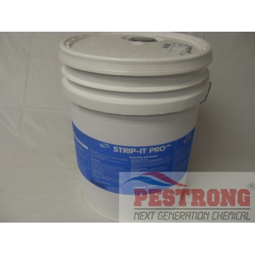 STRIP-IT PRO Heavy Duty Acid Cleaner - 5 Gallon