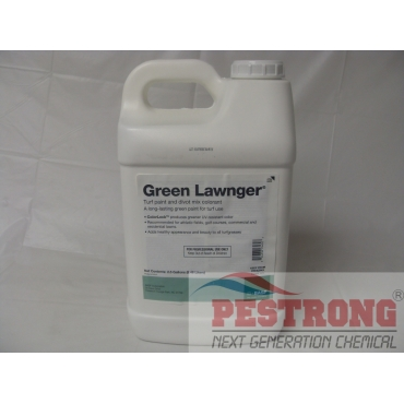 Green Lawnger Turf Lawn Paint - 2.5 Gal