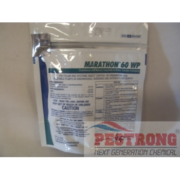 Marathon 60 WP Insecticide - 5 X 20 Grams Pack