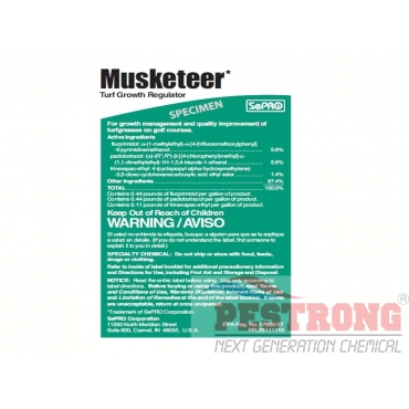 Musketeer Turf Growth Regulator - 2.5 Gal