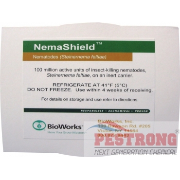 NemaShield Beneficial Nematodes - 100 Million Pack