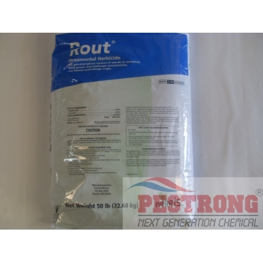 Rout Ornamental Herbicide Rout Ornamental Herbicide 50 Lb