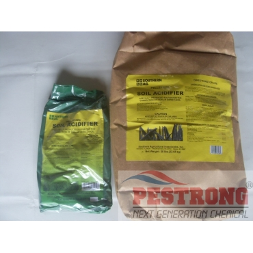 Soil Acidifier Pelletized Sulfur 5 - 50 Lb