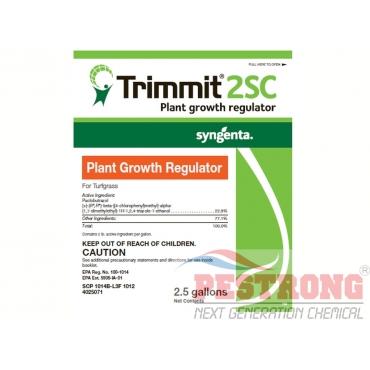 Trimmit 2SC PGR Piccolo for Turfgrass - 2.5 Gal
