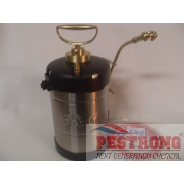 """B&G 1 Gallon Sprayer N124-CC - 9"""" - 18"""" - 24"""""""