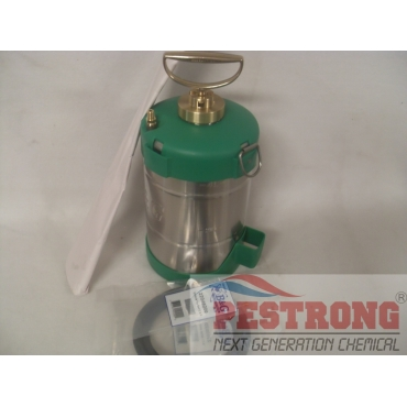 B&G 1 Gallon Green Sprayer with Crack and Crevice Tip