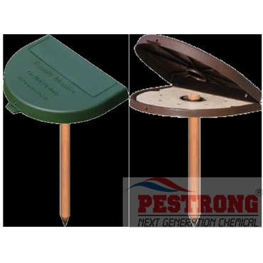 B&G TM-1 Termite Monitor - Green - Brown - Cardboard