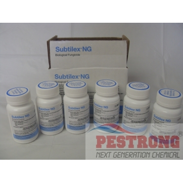 Subtilex NG biological fungicide - 6 x 2 oz