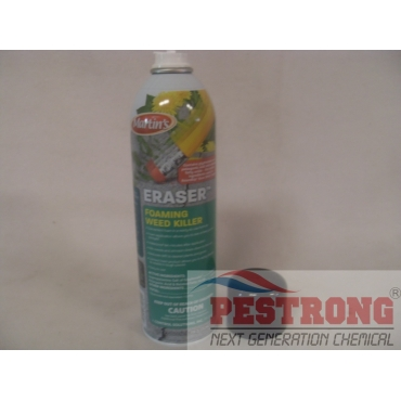 Eraser Foaming Weed Killer Glyphosate - 19 oz Can