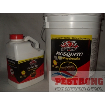 Dr T's Mosquito Repelling Granules - 5 - 25 Lb