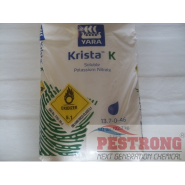 Potassium Nitrate Soluble 13.7-0-46 Fertilizer - 50 Lbs
