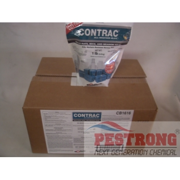Contrac All Weather Blox City Pack - 16 x 1 Lb Zip Lock Bag