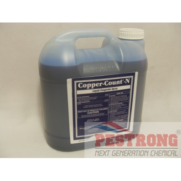Copper-Count-N Liquid Fungicide Spray - 2.5 Gal