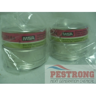GME-P100 Cartridges MSA 815182 Comfo - 2 Pack