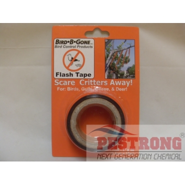 "Flash Tape Bird Repellent 1"" x 50' Roll MMFT-050"