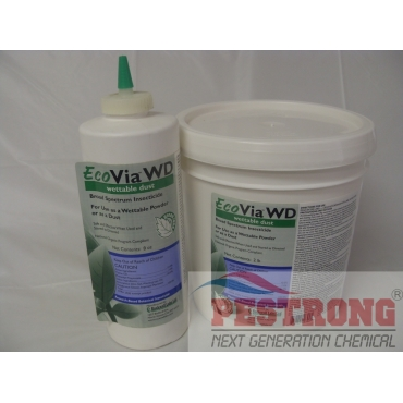 EcoVia WD Wettable Dust Botanical Insecticide - 8 Oz - 2 Lb