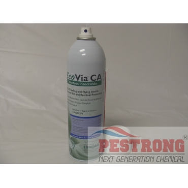 EcoVia CA Contact Insecticide - 16 Oz Aerosol Can