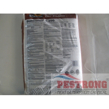 Dimension 0.25% with DG Pro Granules Herbicide - 50 Lb