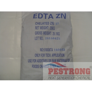 EDTA Chelated Zinc 15% Plant Nutritional - 55 Lb