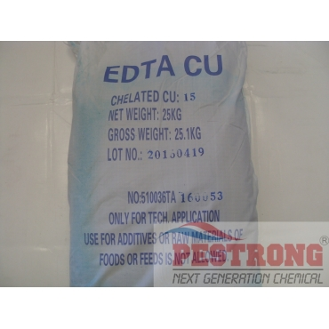 EDTA Chelated Copper 15% Plant Nutritional - 55 Lb
