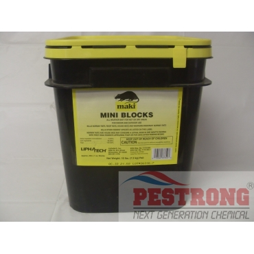 Maki Mini Blocks Rat Mice - 16 Lb