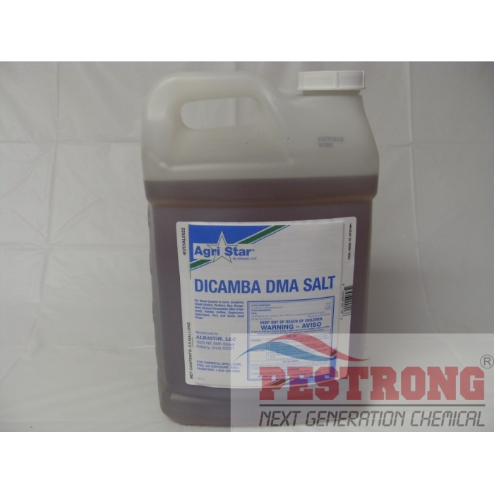 Dicamba DMA Salt Herbicide - Where to buy Dicamba DMA Salt Banvel Herbicide - 2.5 Gallons - $134.95 for Sale with Fast Free Shipping!