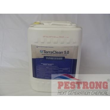 TerraClean 5.0 Fungicide Bactericide Soil Treatment - 5 Gal