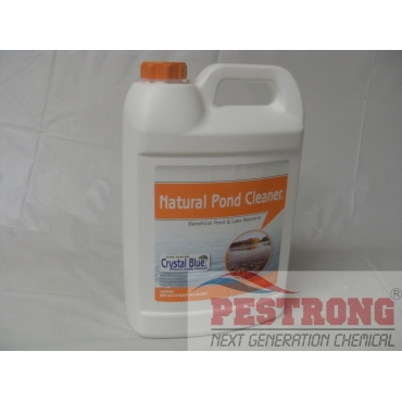Natural Pond Cleaner Bacteria Muck Maintenance - Gallon