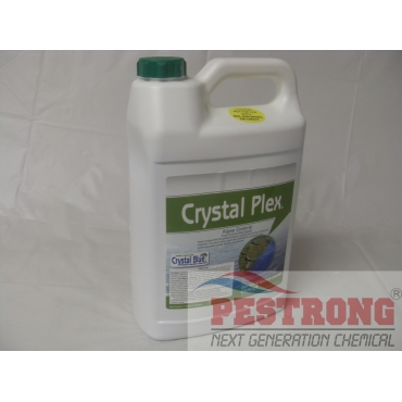 Crystal Plex Algaecide Control Copper Sulfate - Gallon