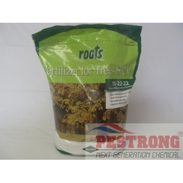 Roots Fertilizer for Tree SRN 11-22-22 Micronutrient - 8 Lb