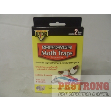 Revenge Pantry Moth Traps - Pack of 2 Traps