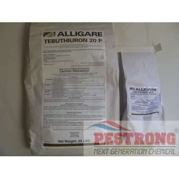 Alligare Tebuthiuron 20P Herbicide Spike 20P - 4 - 25 Lb