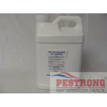 Alligare 8% Copper Algaecide Generic K-Tea - 2.5 Gallons